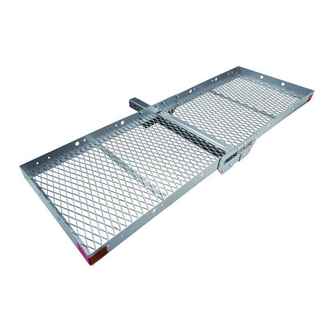 Sale Alumunium Cooling Rack Persegi 40x60cm reese aluminum hitch mount cargo tray 1395800 the home depot