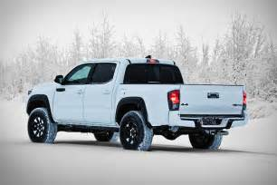 Toyota Truck Diesel 2018 Toyota Tacoma Diesel Could Get New Engine
