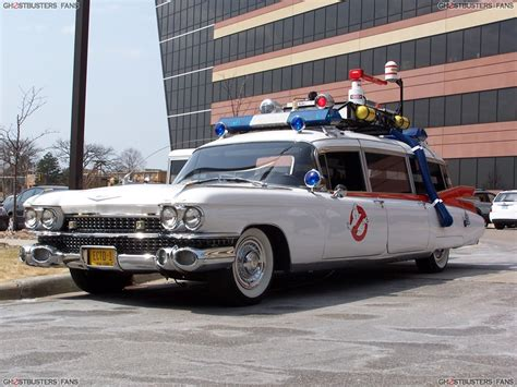 Ecto One Car by Back To The Future S Delorean Time Machine Coming To