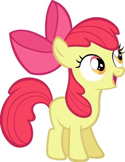 apple bloom luhivy s favorite things my little pony series apple