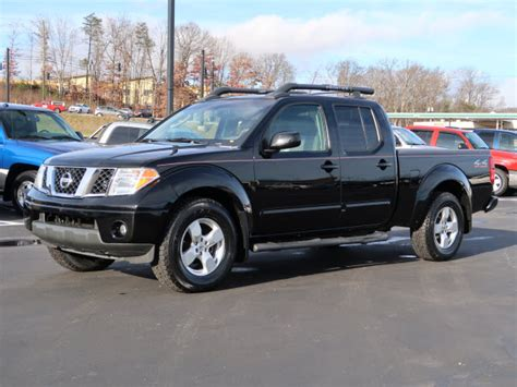 2007 nissan frontier le 2007 nissan frontier le for sale in asheville