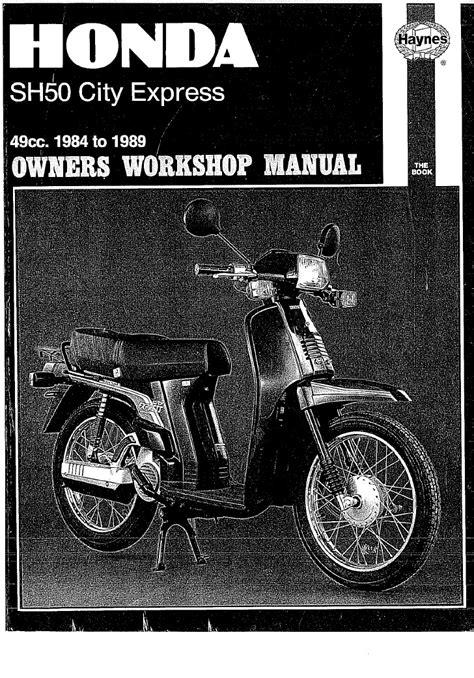 Sparepart Honda Scoopy honda scoopy sh50 manual 1 of 6 pdf