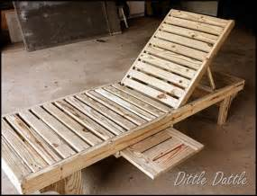 Lawn Chair Lounger Design Ideas Pallet Lounge Chairs Diy And Crafts