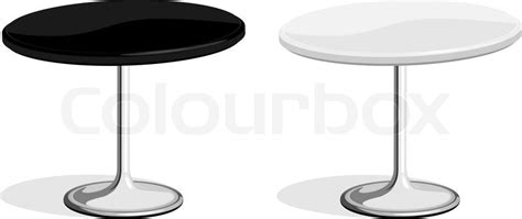 table layout vector vector illustration of black and white coffee shop table
