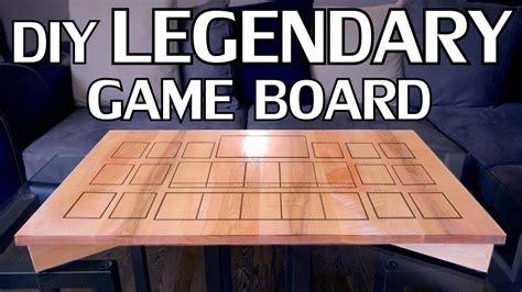 designing cutting  custom maple game board legendary