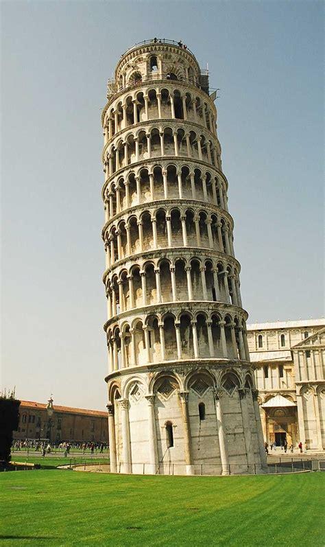 torre pisa italia torre de pisa megaconstrucciones engineering