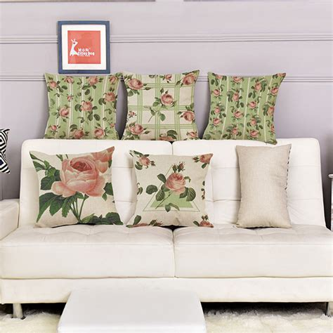 Bantal Sofa Dekorasi Gift Flower small decorative pillow promotion shop for promotional small decorative pillow on aliexpress