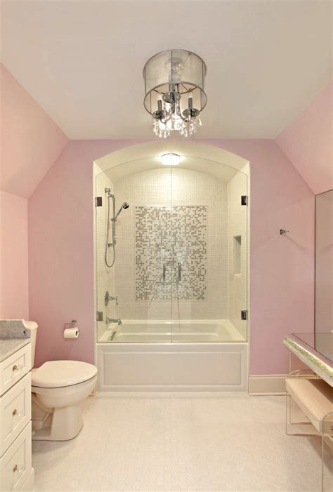 Light Pink Bathroom Bathroom Color Schemes To Explore This Spring