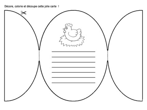 card templates coloring easter card templates by tinycowboy teaching resources tes