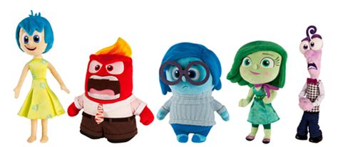 Boneka Emotion Line Doll Toys disney pixar s inside out plush meet anger