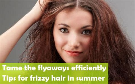 7 Fixes For Frizzy Fly Away Hair by Flyaways Efficiently Tip For Frizzy Hair