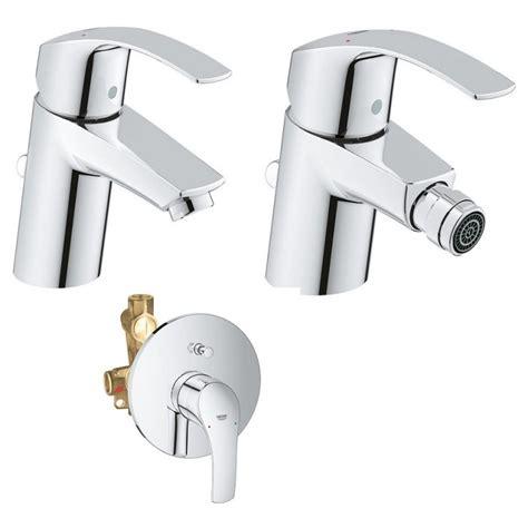 miscelatori doccia grohe grohe miscelatori eurosmart new lavabo bidet doccia