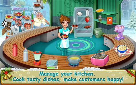 Kitchen Story by Kitchen Story Cooking Android Apps On Play