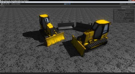 Bulldozers The Came Employing by Test Dozer In Image Mine Tycoon Mod Db