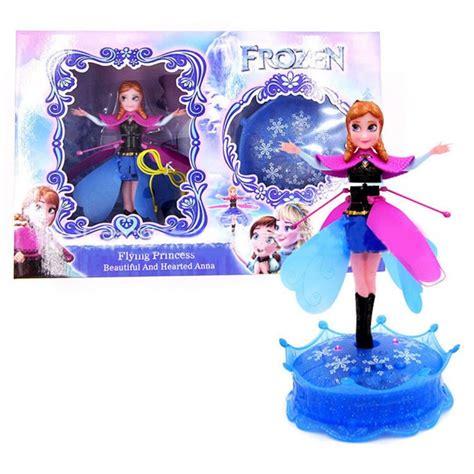 Flying Frozen Elsa Ada tokuniku flying boneka frozen sensor tangan