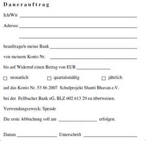 Musterbrief Banken Bearbeitungsgebühr Dauerauftrag Ratgeber Ultimo R 252 Ckg 228 Ngig Machen Auf