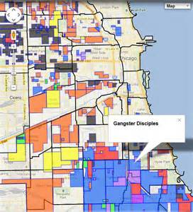 Gangs In Chicago Map by Gallery For Gt South Side Gang Names