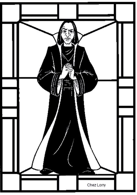 harry potter coloring book snape harry potter coloring pages birthday printable