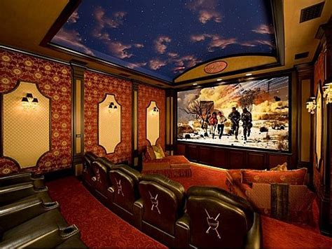 the ultimate movie room best home movie theaters business insider