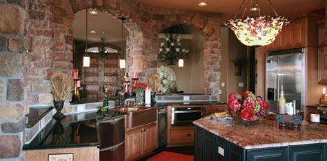 Add Tuscan Style to Your Kitchen with a Granite Countertop