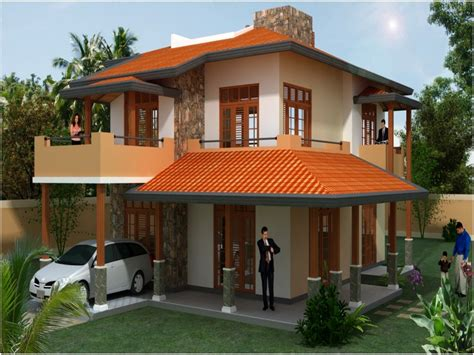 house plans for sri lankan style modern house