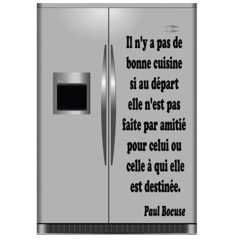 citation cuisine humour sticker citation de paul bocuse stickers citation