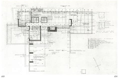 seth peterson cottage floor plan wright chat view topic unbuilt home ludington michigan