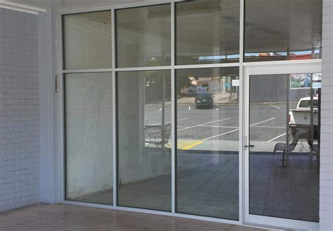 Glass Door For Shop Shopfront Doors Shop Front Door Folding Doors Price Commercial Entry Doors Aluminum Frame
