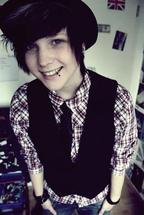 boyish cute transboys pinterest beautiful
