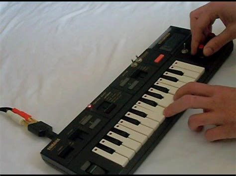 Keyboard Yamaha Mini rc circuit bent yamaha tyu 40 mini synth keyboard