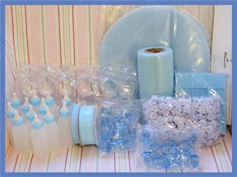 baby boy shower table centerpieces lot boy baby shower bottles shoes pacifiers favor table decorations 2colors ebay