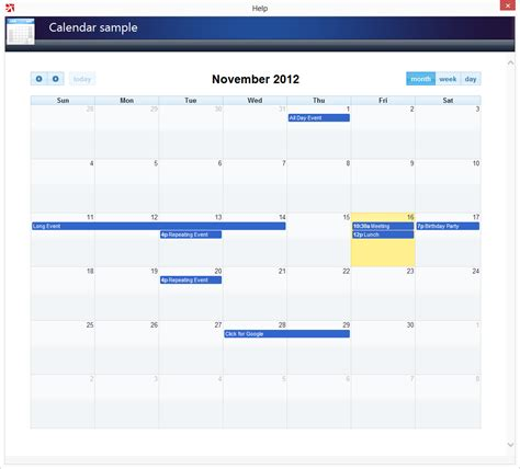 Access Calendar Template by Performance Trying To Make An Efficient Calendar In