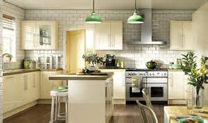 atlanta cream gloss kitchen wickes co uk