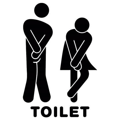 adesivi murali per bagno sticker murali bagno icone divertente toilet