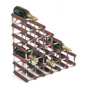 stairs wine rack buy 27 bottle under stair assembled wine rack natural