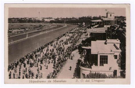 fotos antiguas uruguay antigua foto postal hipodromo maro 241 as montevideo uruguay