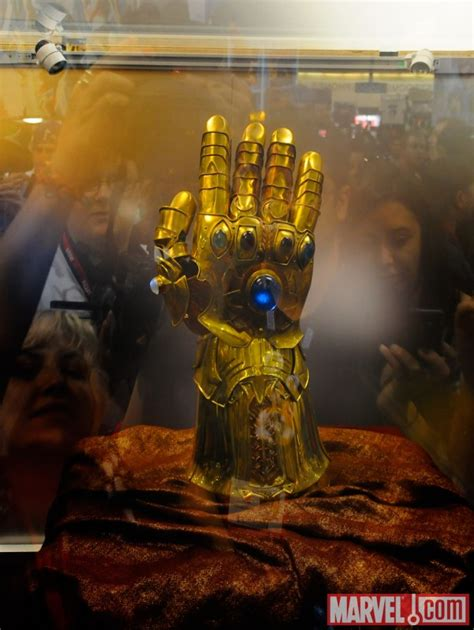 the infinity gaunlet sdcc cap s shield and the infinity gauntlet league of