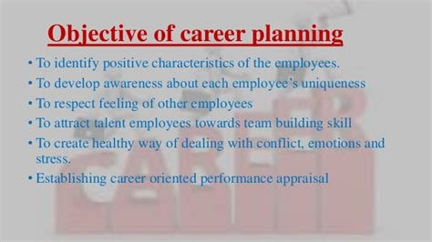 career ambitions and objectives 28 career ambitions and objectives career choices