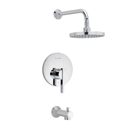 Standard Shower Valve by Faucet T430 502 002 In Polished Chrome By American