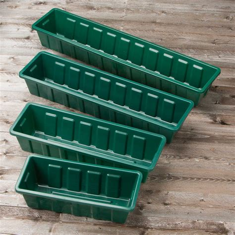 Plastic Planter Liners by Black Planter Liners Standard Plastic Liners Hooks