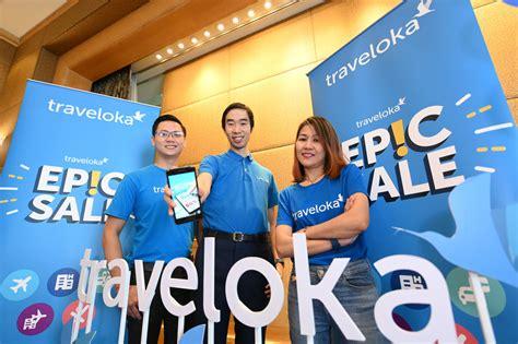 traveloka thailand launches epic sale  promotions