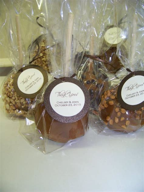 Wedding Caramel Apples   VerHage's Farm Market & Bakery at
