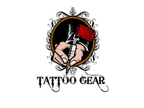 tattoo logo design logos for tattoo shops