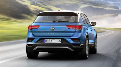 volkswagen t roc officially revealed and it s a rockstar