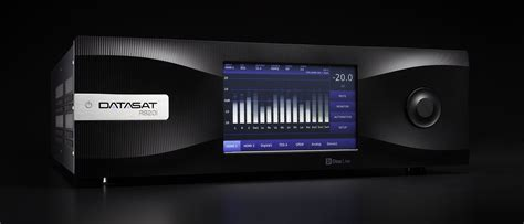 datasat rsi surround sound processor review