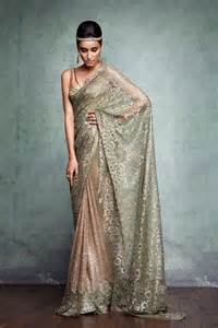 chantley lace inspired saree fashion in india threads