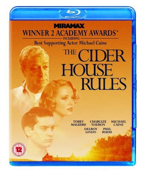 cider house rules trailer bol com cider house rules movie dvd