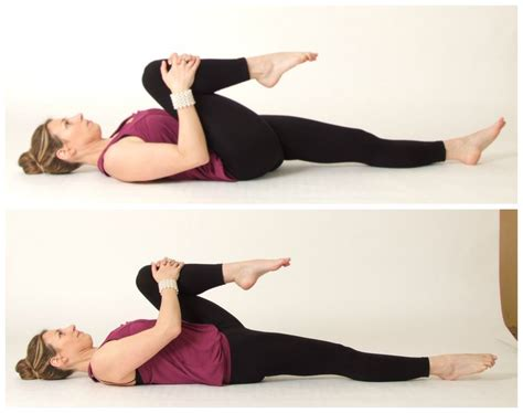easy poses for ibs symptom relief