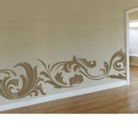stripe wall stickers removable stripe wall decals and stickers wall slicks