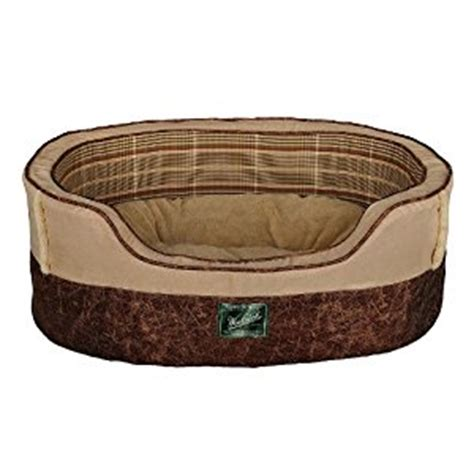 woolrich dog bed amazon com woolrich 13146 03 woodlake collection oval